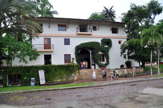 Hotel & Bungalows Mayaland : Main entrance