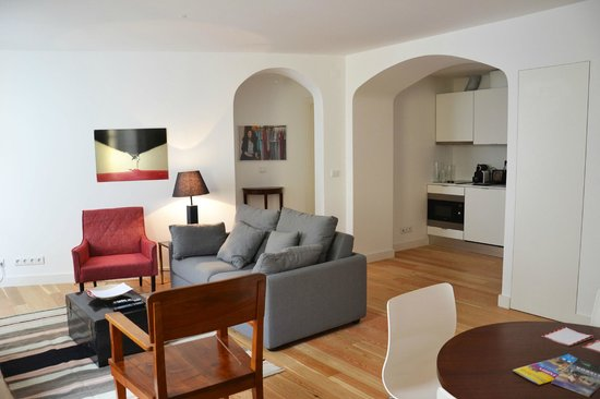 My Suite Lisbon: Suite