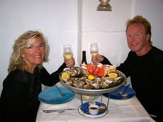 Huitrerie Regis : A dinner to remember!