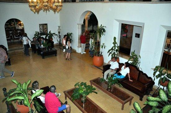 Hotel & Bungalows Mayaland: Hall