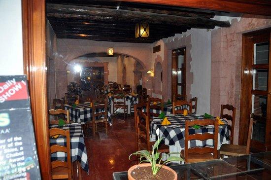 Hotel & Bungalows Mayaland: Restaurant