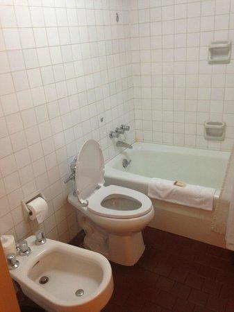 Sheraton Lima Hotel & Convention Center: Banheiro