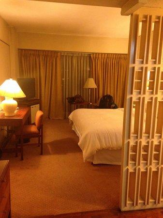 Sheraton Lima Hotel & Convention Center: Quarto