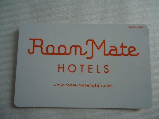 Room Mate Emma: Llave habitación