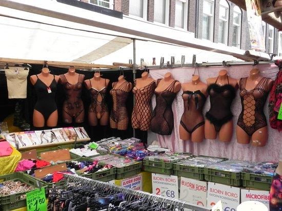 Albert Cuyp Market : Intimo particolare