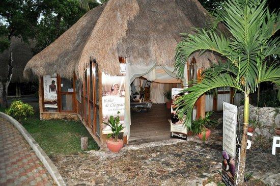 Hotel & Bungalows Mayaland : Welness-spa