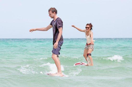 Aparthotel Playa de Muro Suites: Activities at Playa de Muro beach