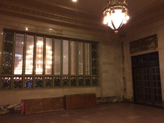 Campbell Apartment Restaurant The Nondescript Entrance