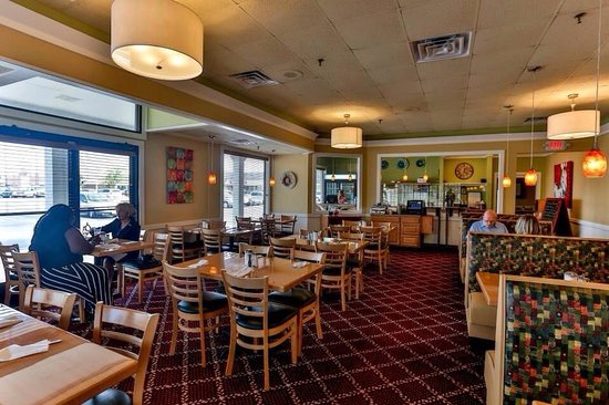 Providence Square Grill Our Main Dining Room We Have Booths Tables