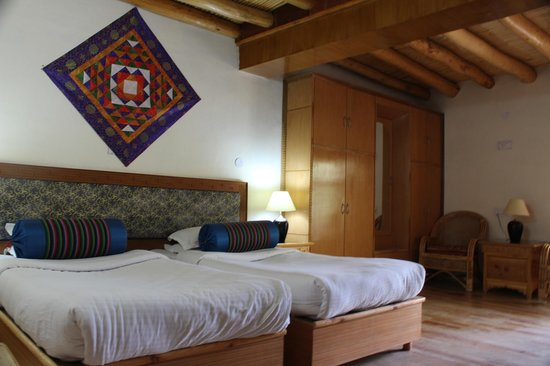 Silver Cloud Guest House: 2500 rupee room