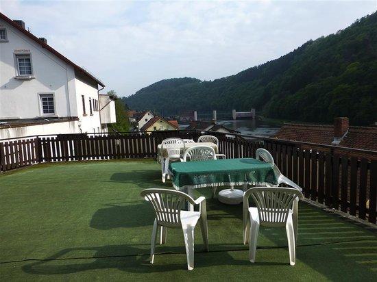 Hotel Neckarblick Garni