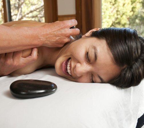 ten thousand waves : deep stones massage