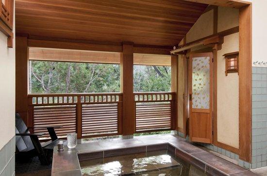 ten thousand waves : ofuro spa suite