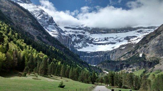 Hotel Le Montaigu : Passeio montanha acima