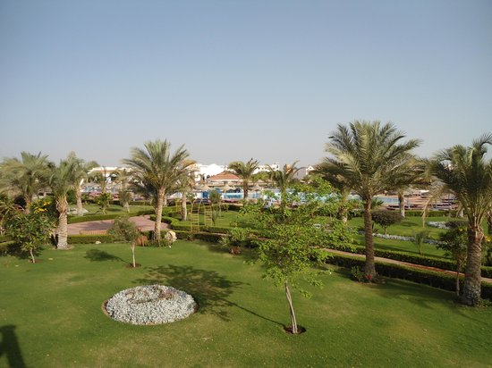 Fantazia Resort : Panorama dal terrazzo
