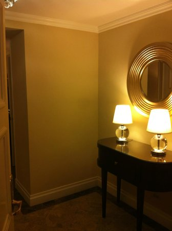 Warwick New York: entry foyer