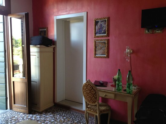 Relais Alcova del Doge: Interno camera