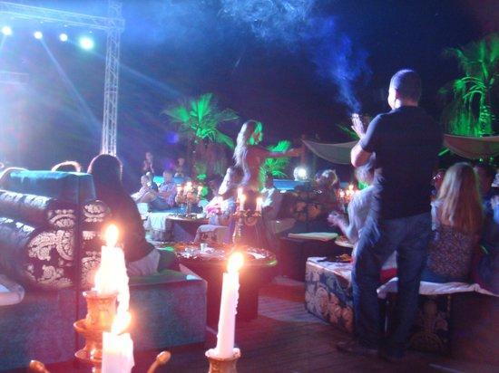 Gloria Golf Resort: Шру в Серенити (танец живота)
