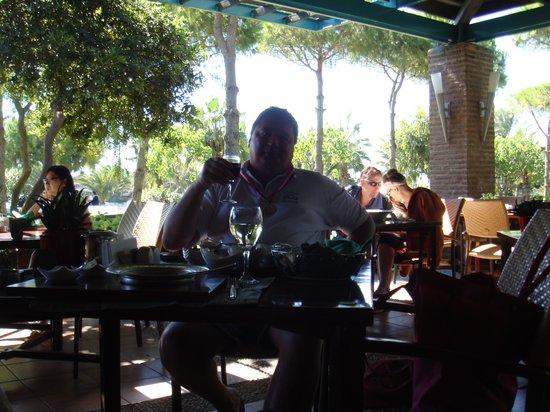 Gloria Golf Resort: в турецком ресторане