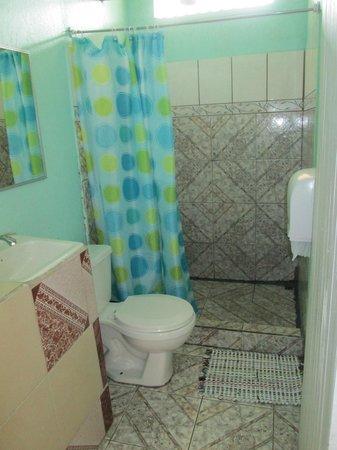 Hotel Dorothy: Room #18 Bathroom