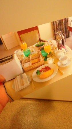 Hotel Chinzanso Tokyo : 朝食