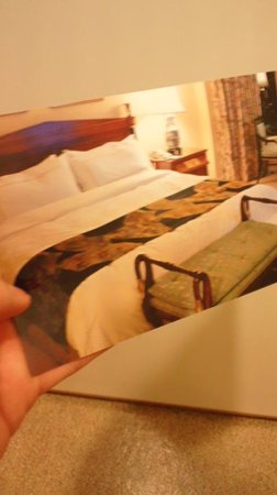 Hotel Chinzanso Tokyo : ベッド