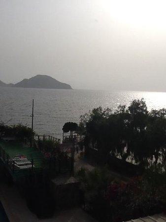 Cemre Hotel: balcony view