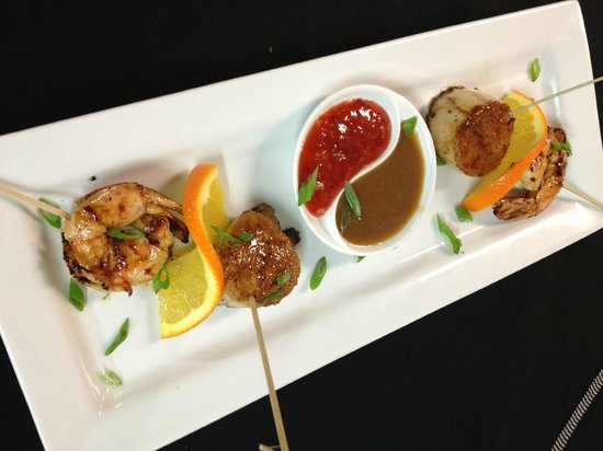 Tavern 27 : Shrimp and Scallops