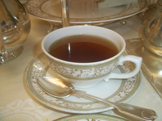 The Ritz London : Everything stops for tea