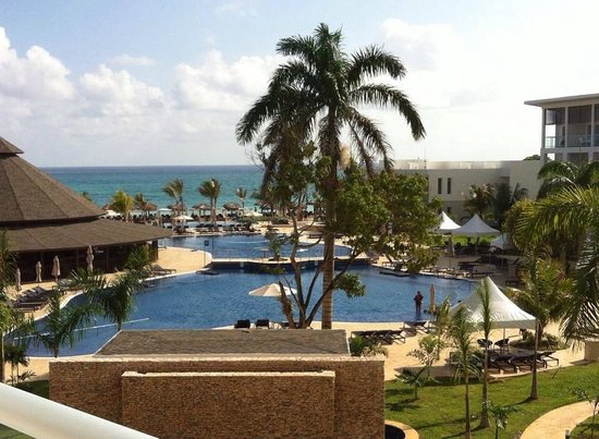 Royalton White Sands Resort: View from 331
