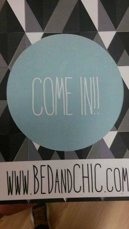 Bed&Chic Las Palmas : Come In!