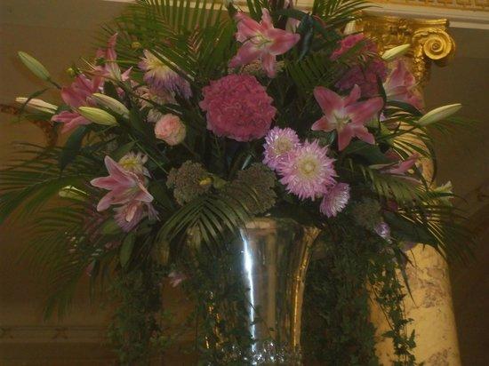 The Ritz London : Lovely flowers