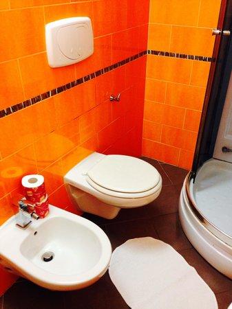 Hotel Indipendenza : bagno