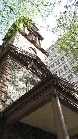 Capilla de San Pablo: Le clocher