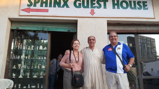 Sphinx Guest House: Sr. Gouda