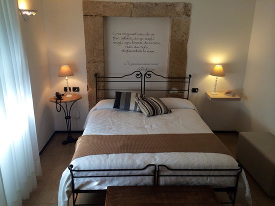 Hotel Borgo Pantano : my bedroom