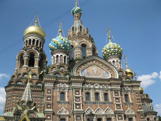 DenRus : Cathedral of the Spilled Blood of Christ