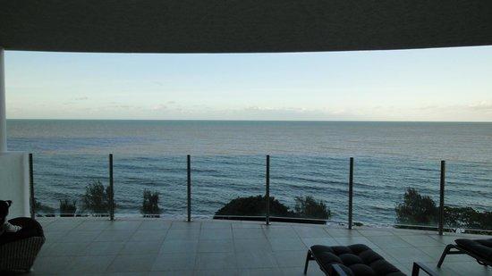 Bellevue at Trinity Beach: balcony