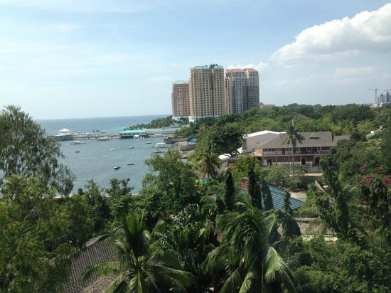 Be Resorts - Mactan: the view from our room