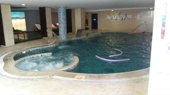 SERHS Natal Grand Hotel: spa