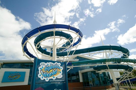 Splash World Southport
