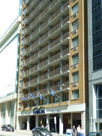 Capital Hill Hotel & Suites : Hôtel