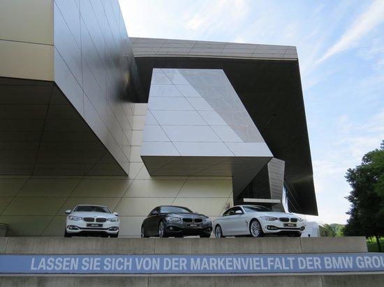 BMW Welt: Entrata Welt