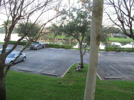 La Quinta Inn & Suites Sunrise Sawgrass Mills : Vista do quarto