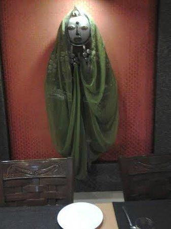 Udaipuri: trible woman