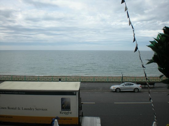 The Lanes Hotel: View from room