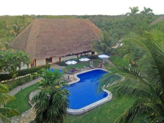 Villa Tulum: Air View