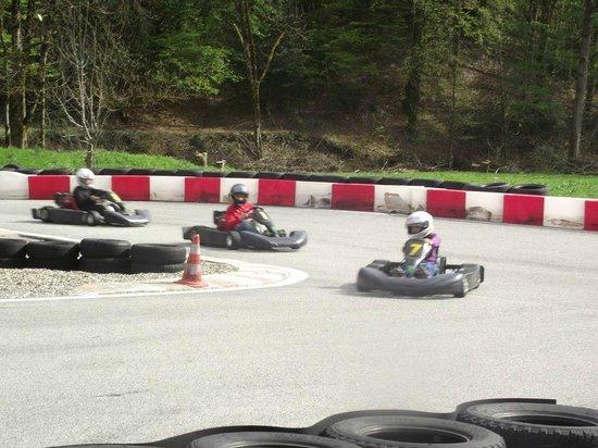 Kart Parc De Thones