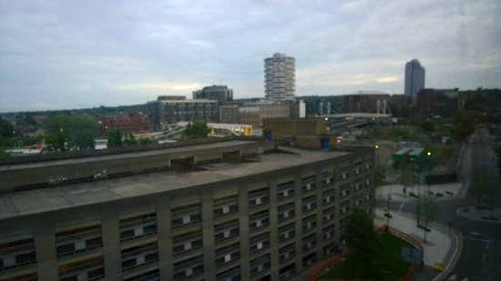 Hampton by Hilton London Croydon: View from 6th floor