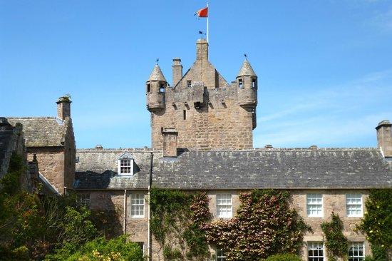 Cawdor Castle: Castle tower & turrets